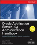 Oracle application Server Monitoring book
