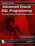 advanced Oracle SQL training