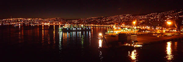 how to get to valparaiso from santiago