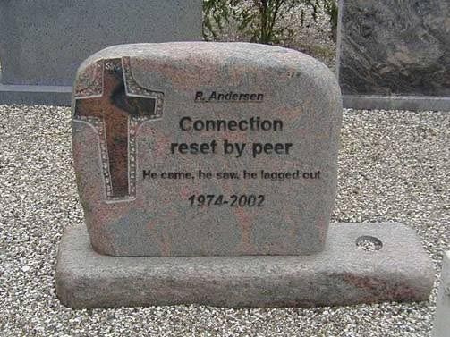 and funny headstone