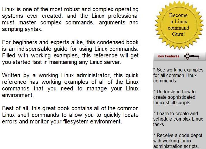 -addsbfdcmLinux: Learn Linux FAST!