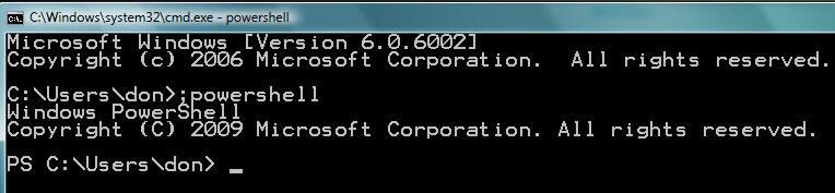 Windows PowerShell Tips